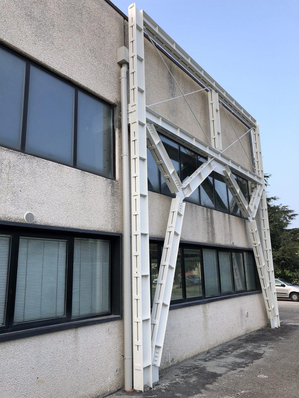 miglioramento sismico fabbricato industriale carpi